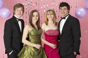 Proms and other memorable occasions