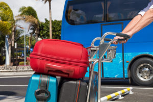 Group Travel Management Luggage Carrier