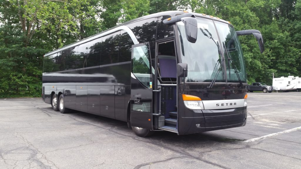 Chartered Buses