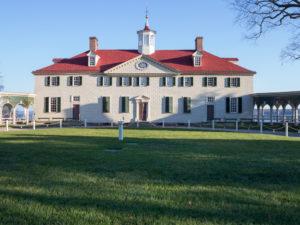 Mount Vernon, part of East Coast Historical Tour